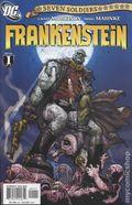 Seven Soldiers Frankenstein (2005) 1