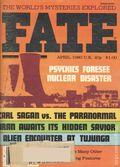 Fate Magazine (1948-Present Clark Publishing) Digest/Magazine Vol. 33 #4