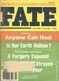 Fate Magazine (1948-Present Clark Publishing) Digest/Magazine Vol. 33 #7