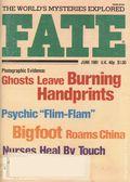 Fate Magazine (1948-Present Clark Publishing) Digest/Magazine Vol. 34 #6