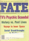 Fate Magazine (1948-Present Clark Publishing) Digest/Magazine Vol. 34 #8