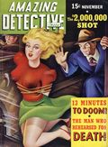 Amazing Detective Cases (1940-1960 Goodman) Vol. 2 #5