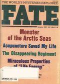 Fate Magazine (1948-Present Clark Publishing) Digest/Magazine Vol. 35 #1