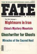 Fate Magazine (1948-Present Clark Publishing) Digest/Magazine Vol. 35 #7