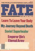 Fate Magazine (1948-Present Clark Publishing) Digest/Magazine Vol. 35 #8