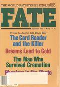 Fate Magazine (1948-Present Clark Publishing) Digest/Magazine Vol. 35 #9