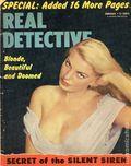 Real Detective (1931-1957 Sensation) True Crime Magazine Vol. V #4