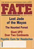 Fate Magazine (1948-Present Clark Publishing) Digest/Magazine Vol. 36 #1