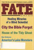 Fate Magazine (1948-Present Clark Publishing) Digest/Magazine Vol. 36 #4