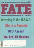 Fate Magazine (1948-Present Clark Publishing) Digest/Magazine Vol. 36 #6