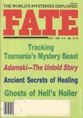 Fate Magazine (1948-Present Clark Publishing) Digest/Magazine Vol. 36 #7
