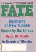 Fate Magazine (1948-Present Clark Publishing) Digest/Magazine Vol. 36 #8