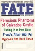 Fate Magazine (1948-Present Clark Publishing) Digest/Magazine Vol. 37 #1