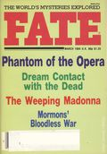 Fate Magazine (1948-Present Clark Publishing) Digest/Magazine Vol. 37 #3