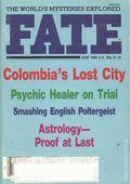 Fate Magazine (1948-Present Clark Publishing) Digest/Magazine Vol. 37 #6