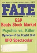 Fate Magazine (1948-Present Clark Publishing) Digest/Magazine Vol. 37 #7