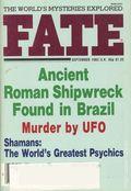 Fate Magazine (1948-Present Clark Publishing) Digest/Magazine Vol. 36 #9