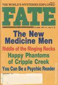 Fate Magazine (1948-Present Clark Publishing) Digest/Magazine Vol. 36 #10