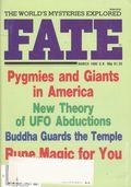 Fate Magazine (1948-Present Clark Publishing) Digest/Magazine Vol. 38 #3