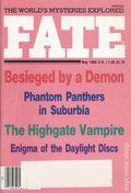 Fate Magazine (1948-Present Clark Publishing) Digest/Magazine Vol. 38 #5