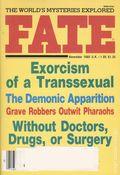 Fate Magazine (1948-Present Clark Publishing) Digest/Magazine Vol. 38 #11