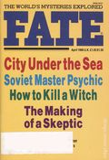 Fate Magazine (1948-Present Clark Publishing) Digest/Magazine Vol. 39 #4