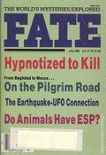Fate Magazine (1948-Present Clark Publishing) Digest/Magazine Vol. 39 #7