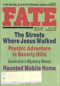Fate Magazine (1948-Present Clark Publishing) Digest/Magazine Vol. 40 #3