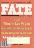 Fate Magazine (1948-Present Clark Publishing) Digest/Magazine Vol. 40 #10