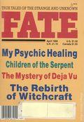 Fate Magazine (1948-Present Clark Publishing) Digest/Magazine Vol. 41 #4