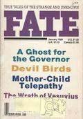 Fate Magazine (1948-Present Clark Publishing) Digest/Magazine Vol. 42 #1