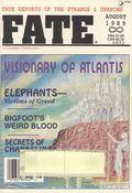 Fate Magazine (1948-Present Clark Publishing) Digest/Magazine Vol. 42 #8