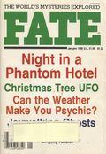 Fate Magazine (1948-Present Clark Publishing) Digest/Magazine Vol. 39 #1
