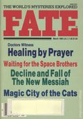 Fate Magazine (1948-Present Clark Publishing) Digest/Magazine Vol. 39 #3