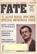 Fate Magazine (1948-Present Clark Publishing) Digest/Magazine Vol. 43 #12
