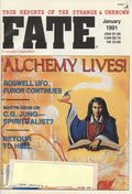 Fate Magazine (1948-Present Clark Publishing) Digest/Magazine Vol. 44 #1
