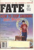 Fate Magazine (1948-Present Clark Publishing) Digest/Magazine Vol. 44 #6
