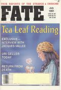 Fate Magazine (1948-Present Clark Publishing) Digest/Magazine Vol. 44 #7