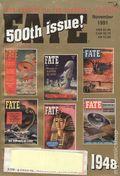 Fate Magazine (1948-Present Clark Publishing) Digest/Magazine Vol. 44 #11
