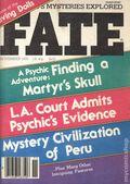 Fate Magazine (1948-Present Clark Publishing) Digest/Magazine Vol. 33 #11