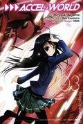 Accel World GN (2014 Yen Press Digest) 3-REP