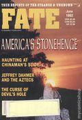 Fate Magazine (1948-Present Clark Publishing) Digest/Magazine Vol. 45 #6