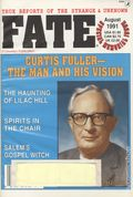 Fate Magazine (1948-Present Clark Publishing) Digest/Magazine Vol. 44 #8