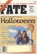 Fate Magazine (1948-Present Clark Publishing) Digest/Magazine Vol. 44 #10