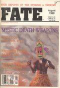Fate Magazine (1948-Present Clark Publishing) Digest/Magazine Vol. 43 #8