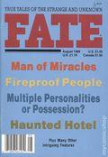 Fate Magazine (1948-Present Clark Publishing) Digest/Magazine Vol. 41 #8