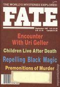 Fate Magazine (1948-Present Clark Publishing) Digest/Magazine Vol. 40 #9