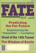 Fate Magazine (1948-Present Clark Publishing) Digest/Magazine Vol. 42 #3