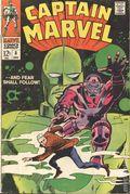 Captain Marvel (1968 1st Series Marvel) 8