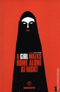 A Girl Walks Home Alone at Night TPB (2021 Behemoth Comics) 1-1ST